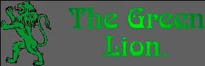 The Green Lion.